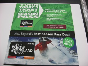 Poster for Ski Area