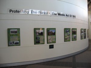 Historical Display Exhibit