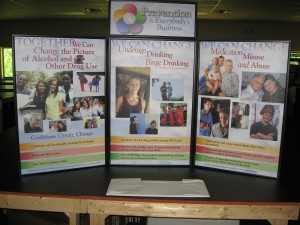 Table Top Trade Show Display