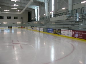 Hockey Rink Dasher Boards