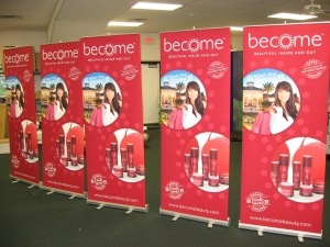 Banner Stands for your sales force