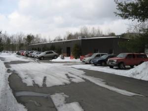 large format printing building
