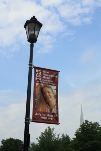 Street Light Banners