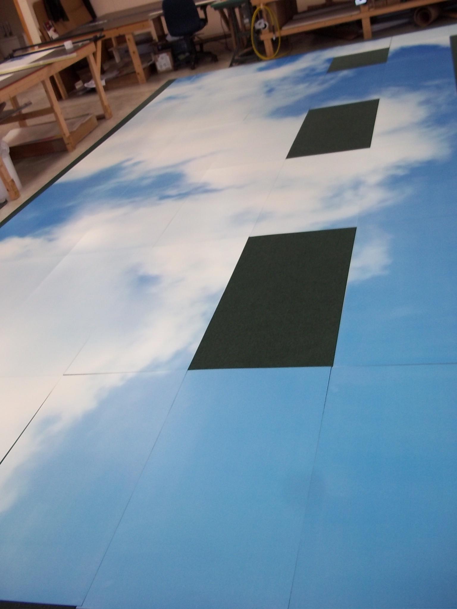Printed Ceiling Tiles Megaprintinc