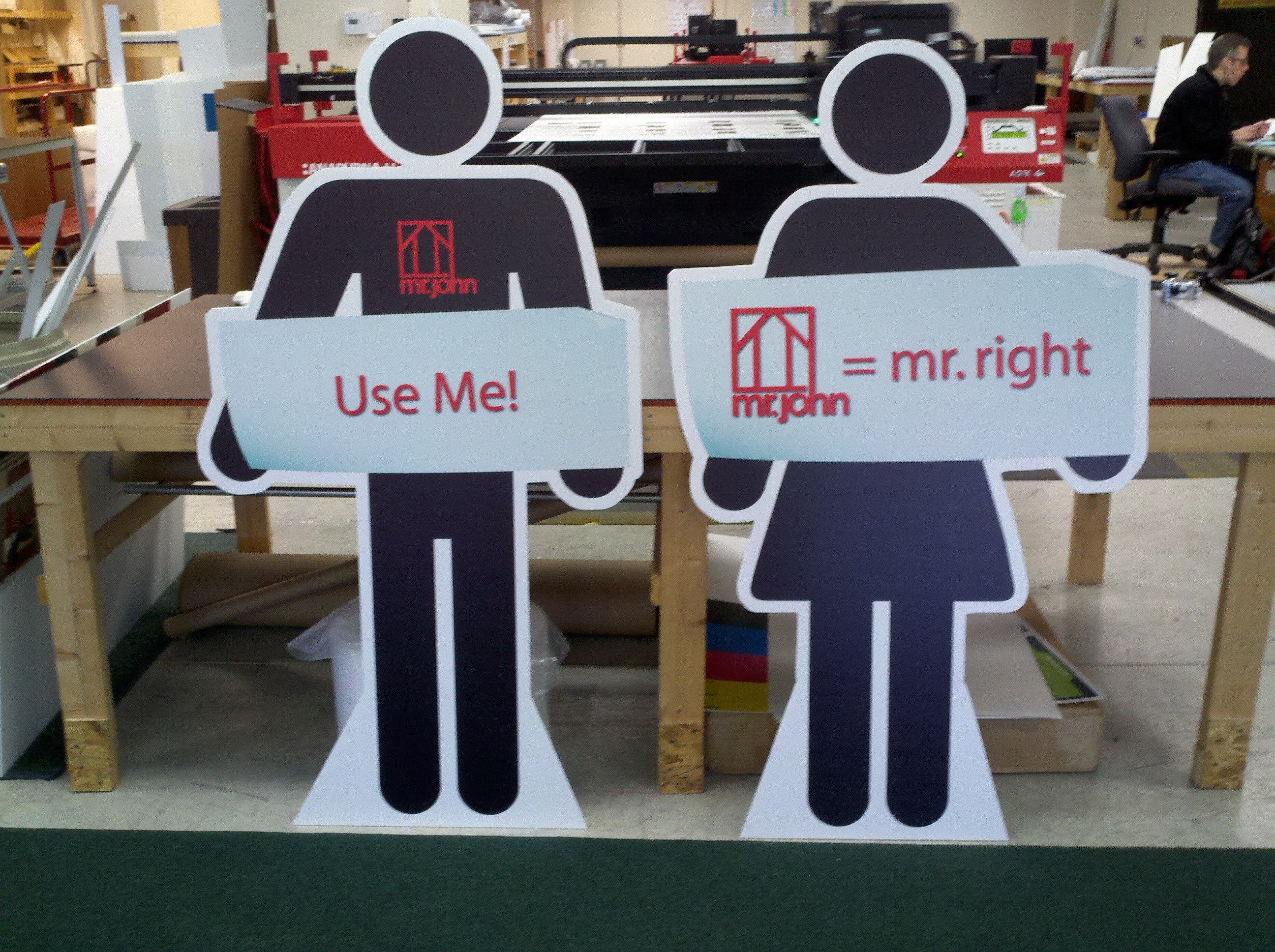 cutouts that are not people megaprintinc
