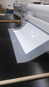 lamination for large pieces