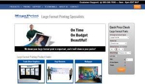 megaprint inc website