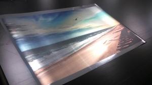 wallpaper foil printing