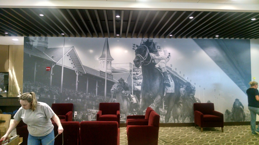 wall paper for kentucky derby