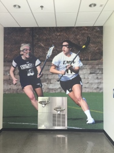 Wall Mural Athletics