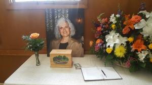 memorial service photo