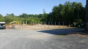 solar array at MegaPrint