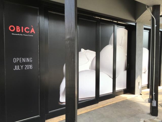 artwork in store windows