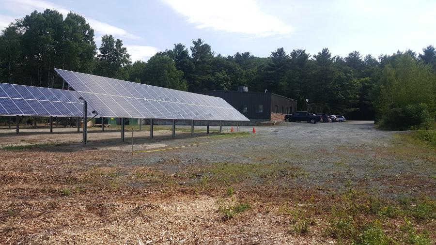 solar power at megaprint inc