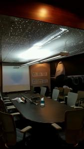 conference room mural