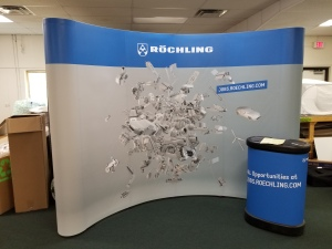 pop up booth graphics