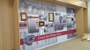 mural of achievements
