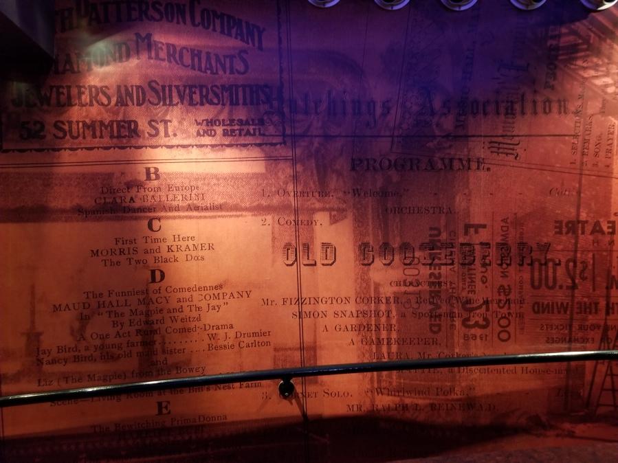 Music Hall Wallpaper