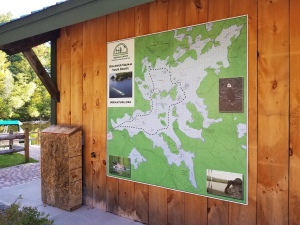 Large Map Display