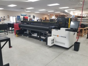 10 foot banner printer