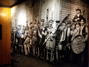 Museum Wall Mural