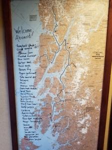 large map print