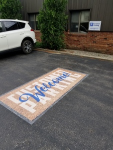 driveway graphic