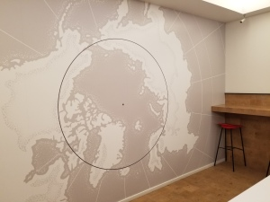 Large Wall Map