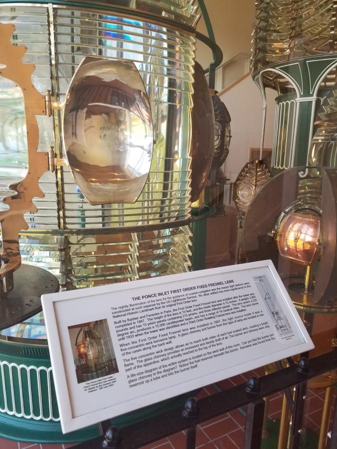 museum display pint